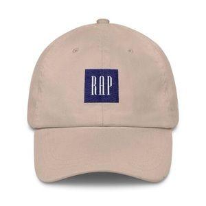 RAP DAD HAT